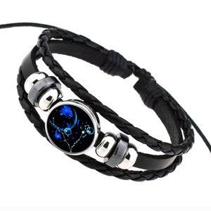 Jewelry - Pisces Constellation Zodiac Layer Bracelet